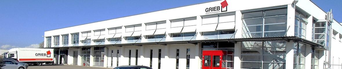 Grieb Verpackungen GmbH Firmengebäude