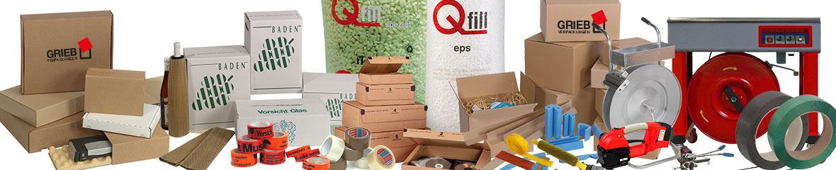 Grieb Verpackungen GmbH Produkte